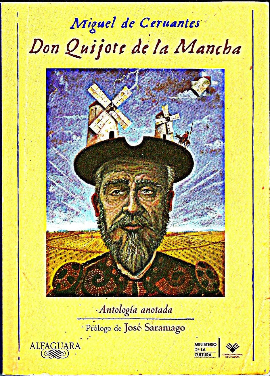 """""""Don Quijote de la Mancha"""" Cervantes"""