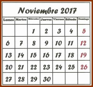 noviembre 2017